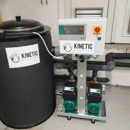 KINETIC REACTOR PRO USE