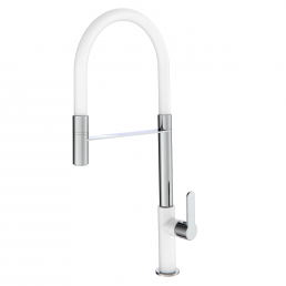 KINETIC REACTOR Domestic faucet white K 204W_BELA